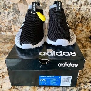 Adidas Questar Rise Sock Shoes.